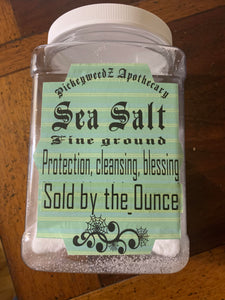 Sea Salt - Fine Ground