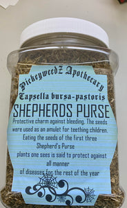 Shepherds Purse
