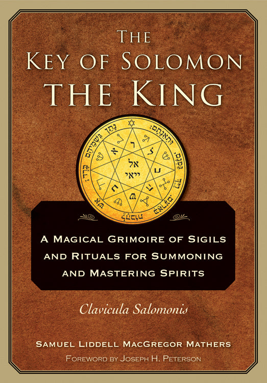 The Key of Solomon The King (S.L. MacGregor Mathers)