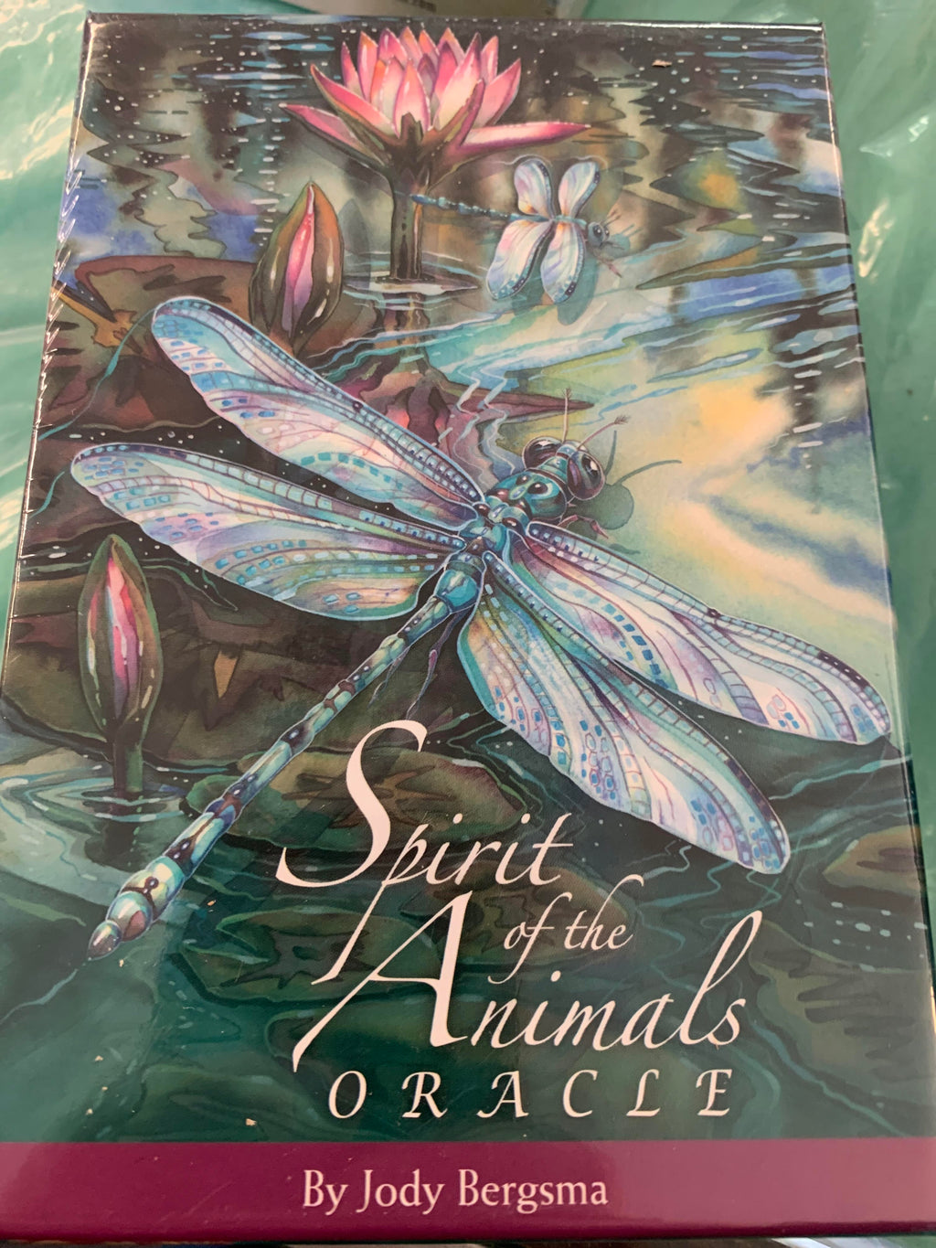 Spirit of the Animals - Oracle Deck