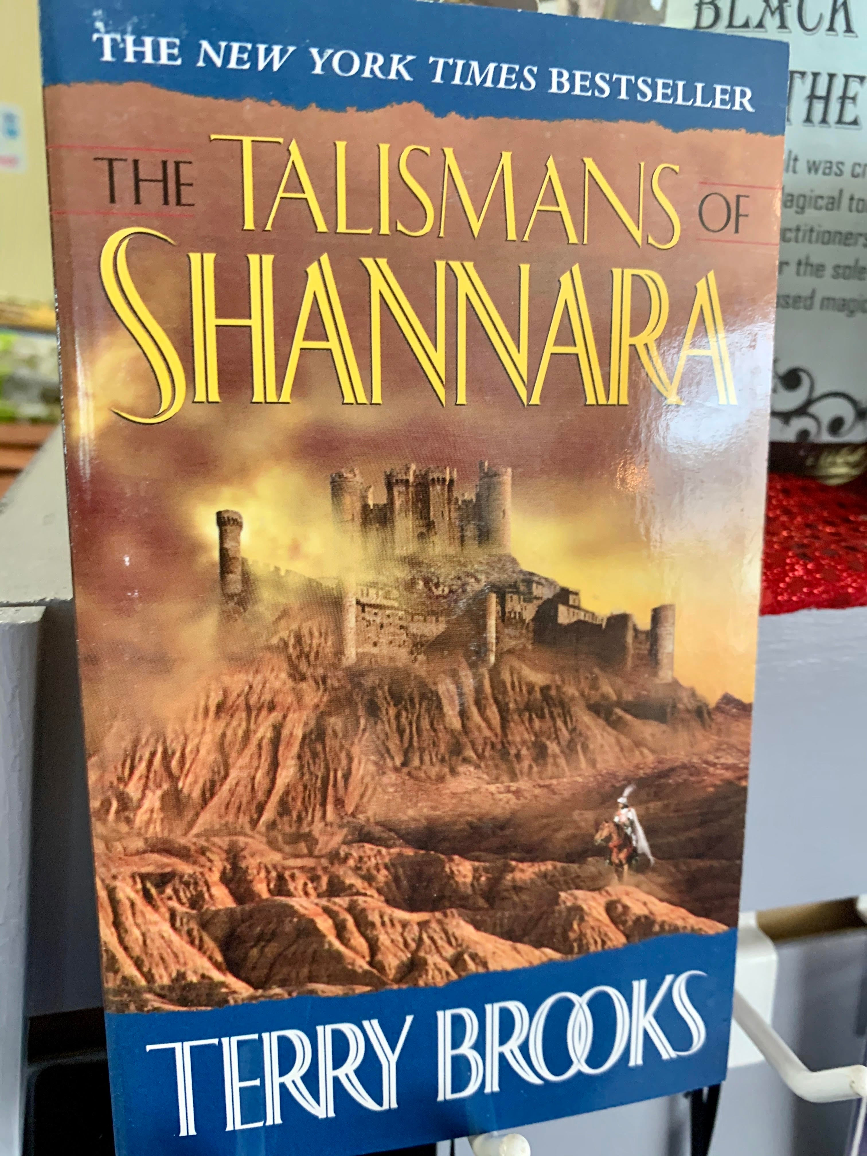 The Talismans of Shannara - By TERRY BROOKS