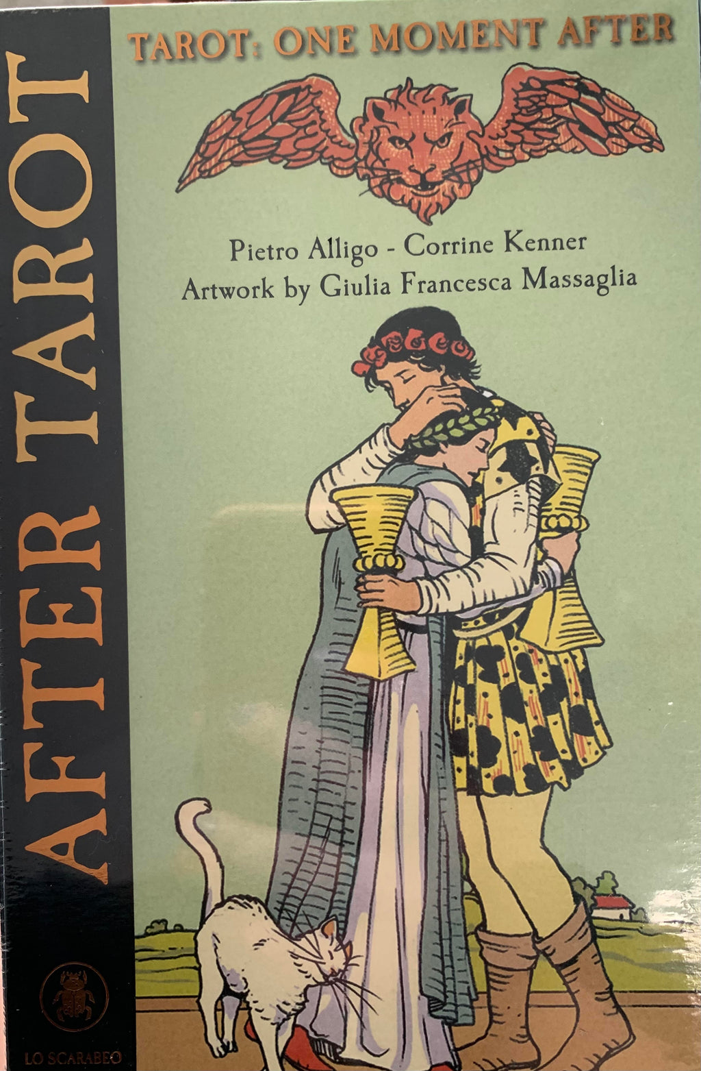 After Tarot Kit - BY CORRINE KENNER, PIETRO ALLIGO, GIULIA F. MASSAGLIA