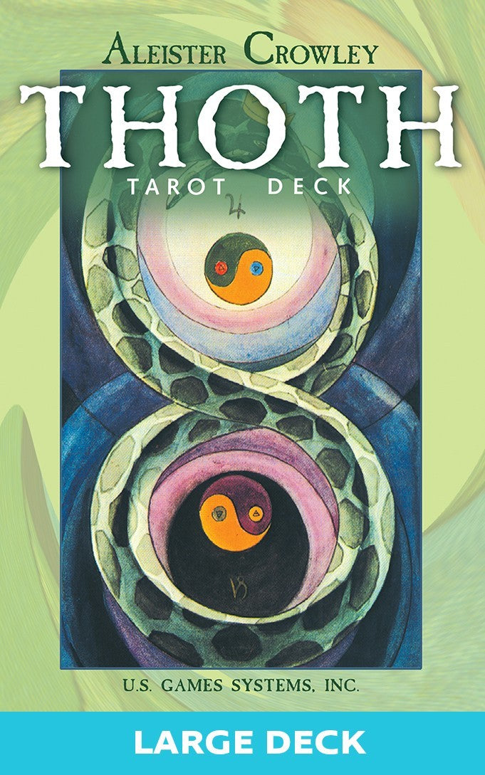 Thoth Tarot Deck (Large)