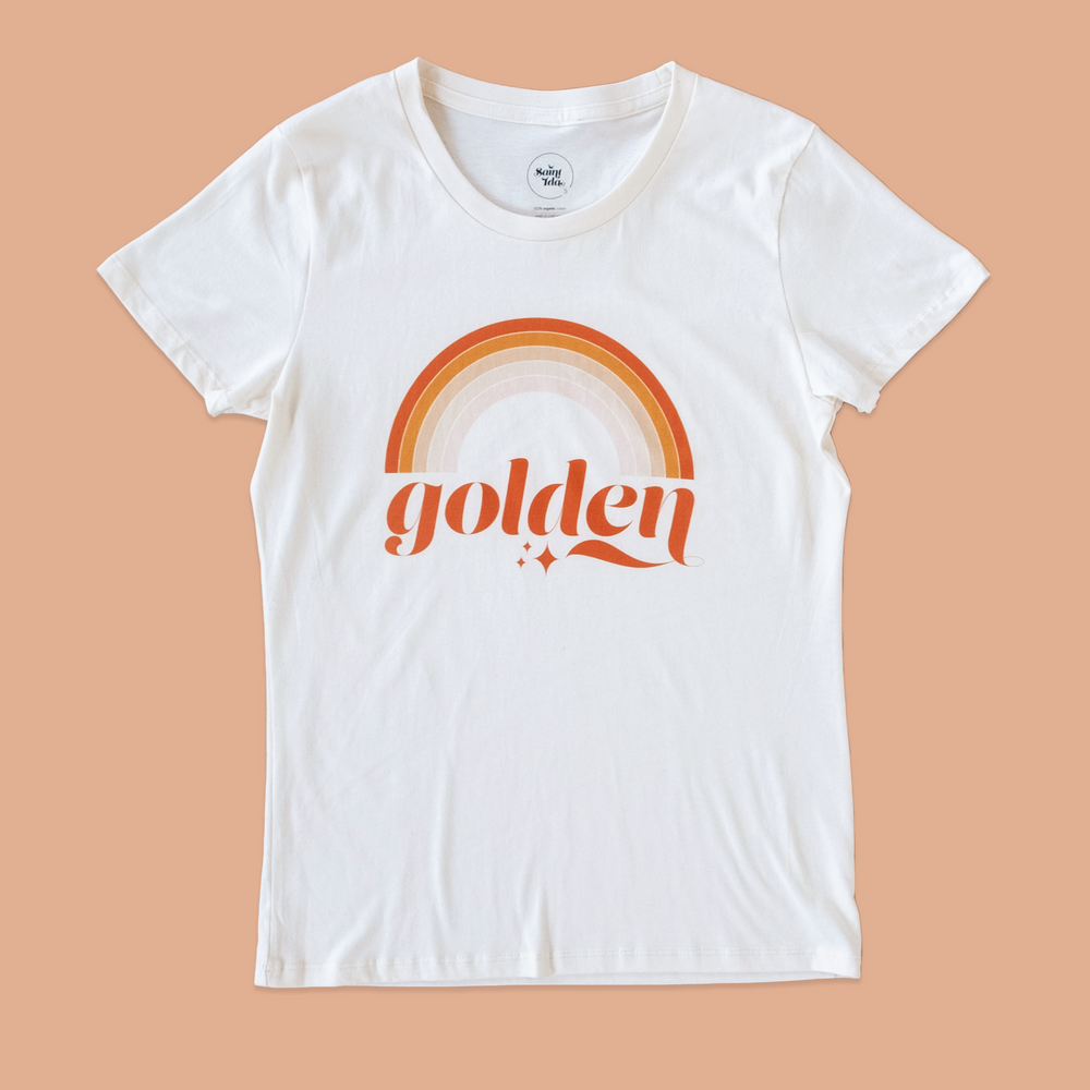 Women's Golden T-Shirt