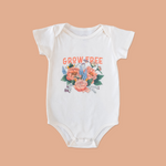 product photo of the grow free onesie