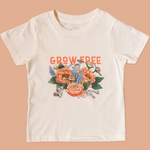 product photo of the children's grow free tee