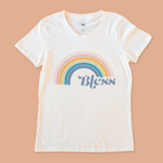 product photo of the bless women's tee