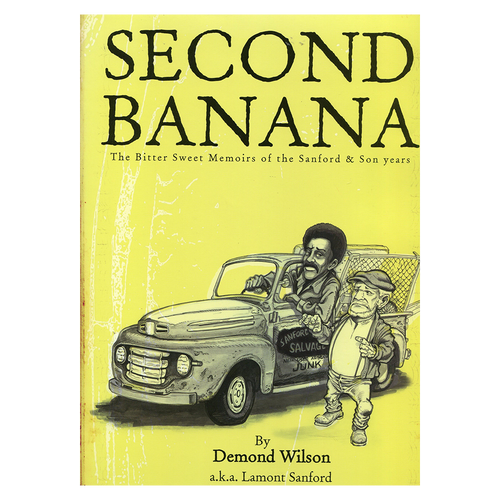 Second Banana Personalized Book