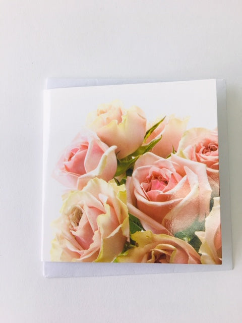 Florist choice Message Card