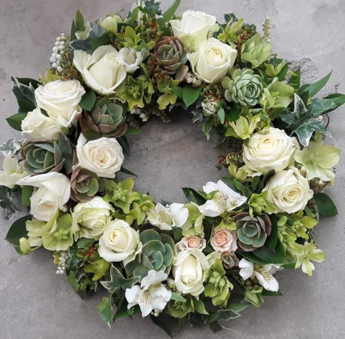 Formal Wreath