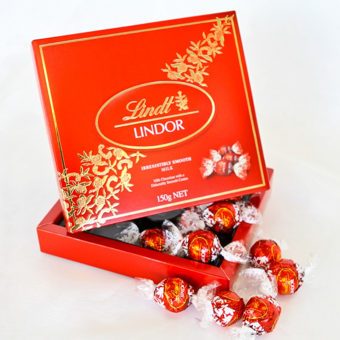 Lindt Ball Boxed Chocolates