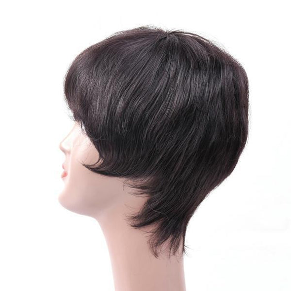 SAPPHIRE Hair Short Wig For Women Natural Color