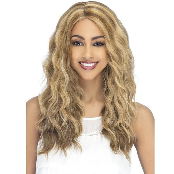 Outre Unprocessed Human Hair Fab & Fly Full Cap Wig ALMA