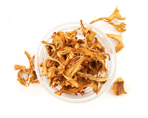 Natural Nordic dried Chanterelles