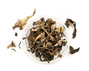 Natural Nordic dried Horn of Plenty