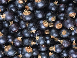 Natural Nordic fresh Black currants