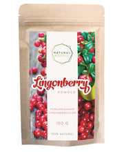 Load image into Gallery viewer, Lingonberry powder