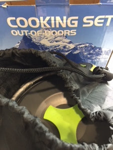 Travel Cooking Set
