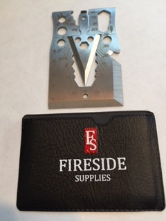 Credit Card Knife with Blade