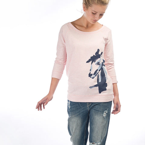 Ella 3/4 sleeve sweat