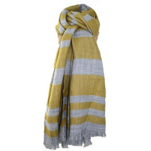 Winter Stripes Scarf