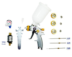 HVLP Paint Spray Gun Kit (LE-HVLP-K3)