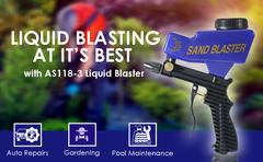 Water Blaster and Sandblaster (AS118-3)
