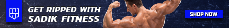 Get Ripped with Sadik Fitness