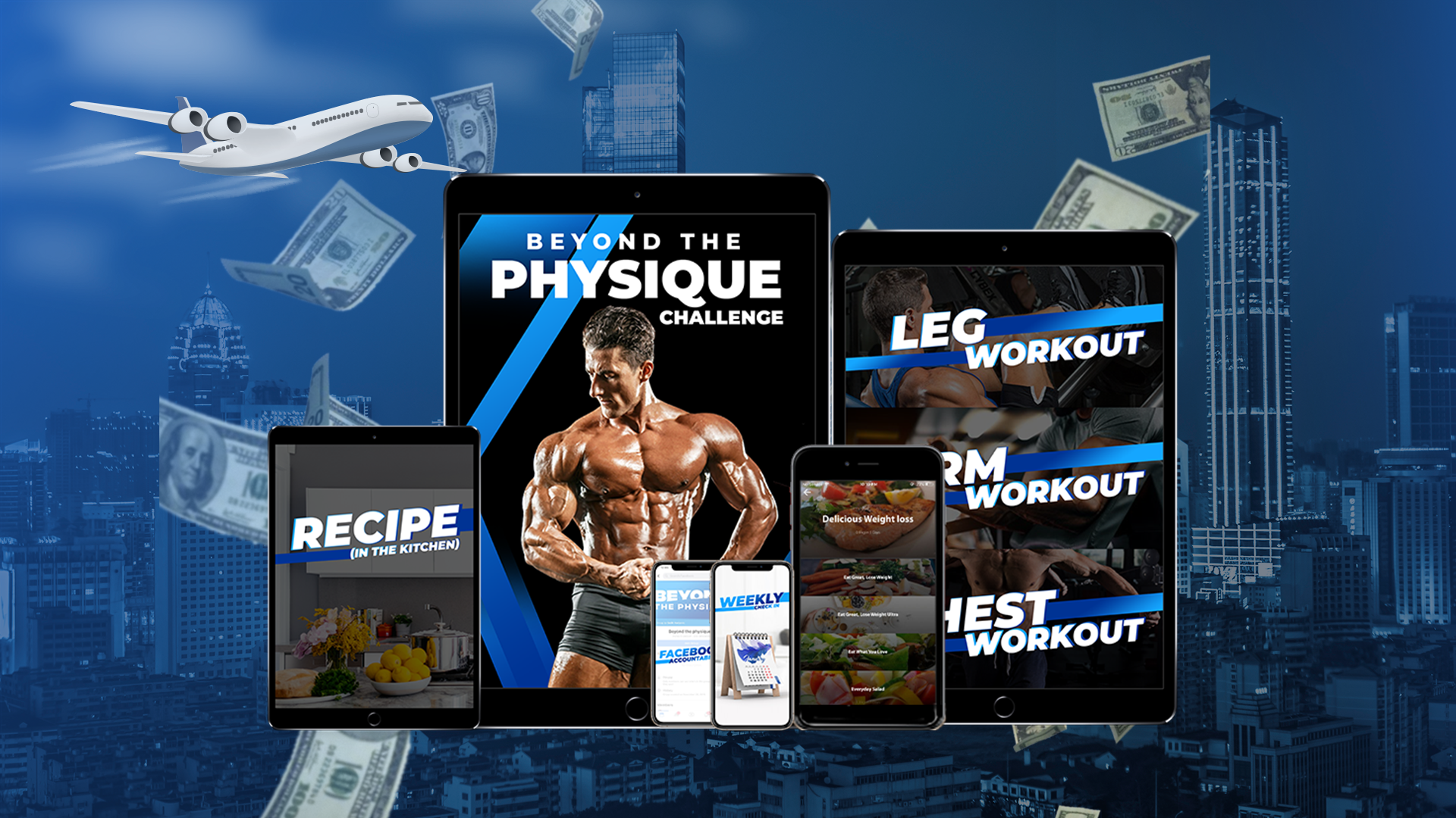 Beyond the Physique Banner