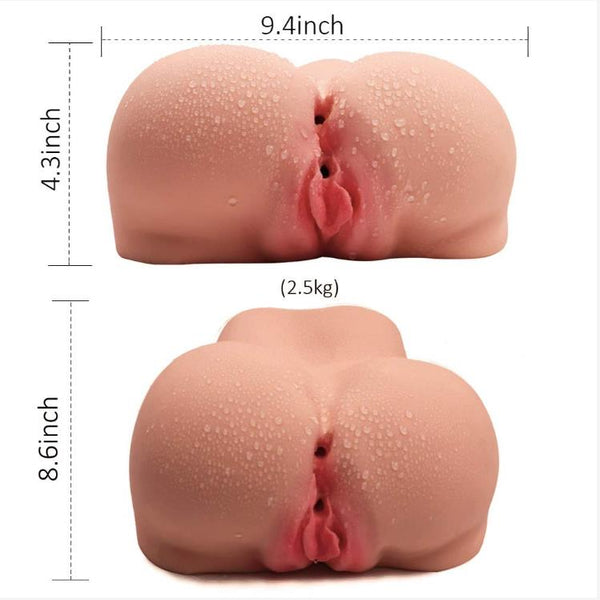 3D Realistic Silicon Vagina Pussy - Adult Toy