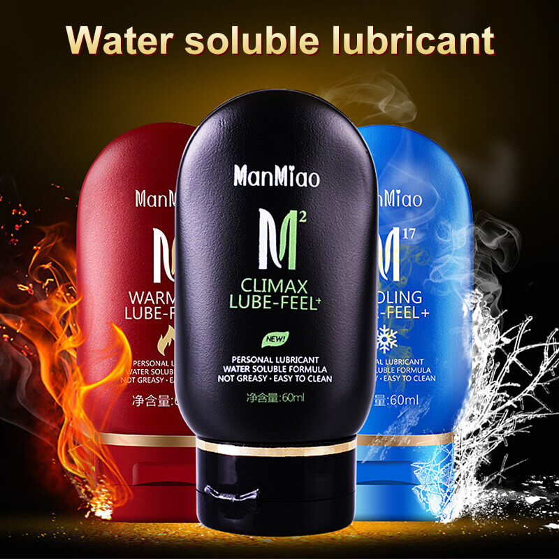 60ml Warming Cooling Climax Feeling Water-Based Lubricant