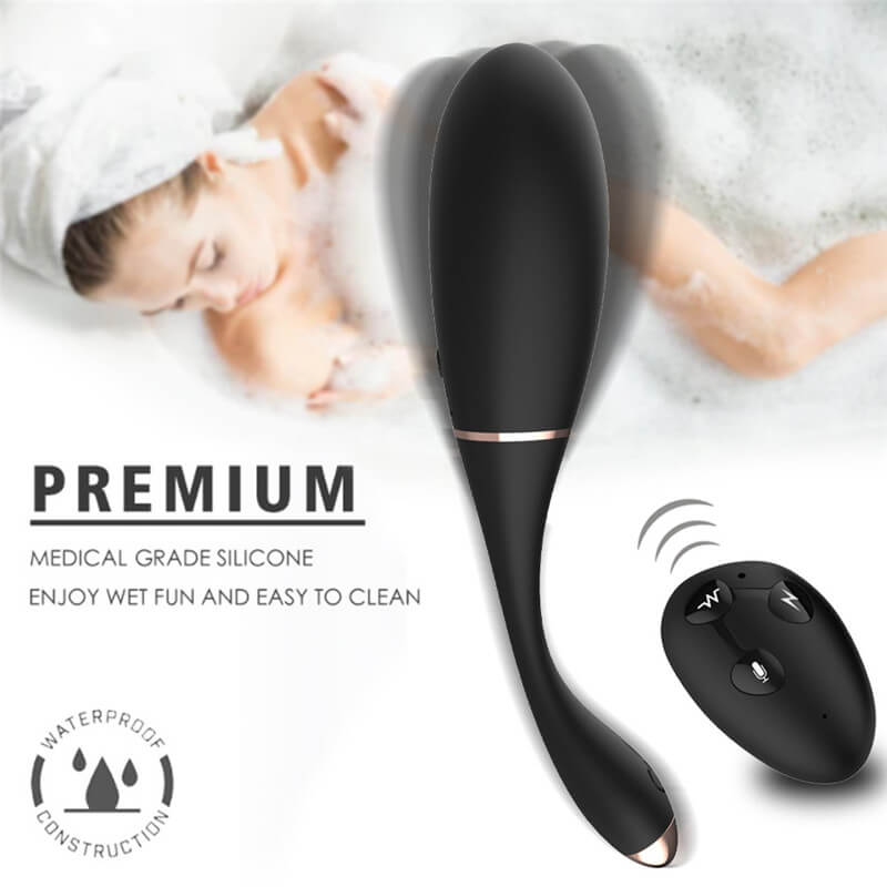 Jumping Egg Remote Sound G spot Vagina Vibrator For Woman