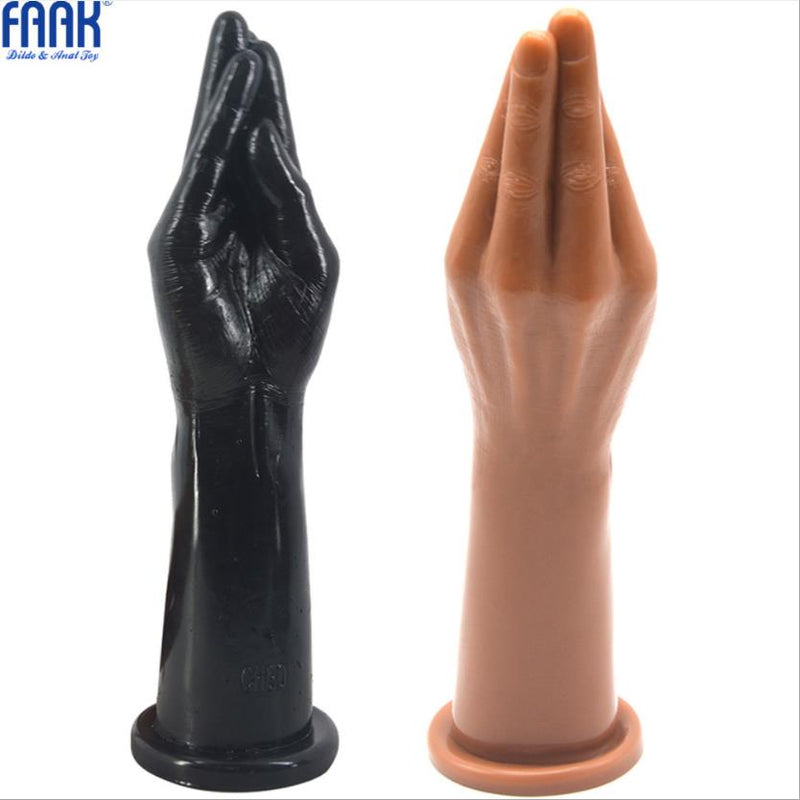 FAAK Fist Arm Big Dildo Large Anal Plug For Women Lesbian Gay - Adult Toys