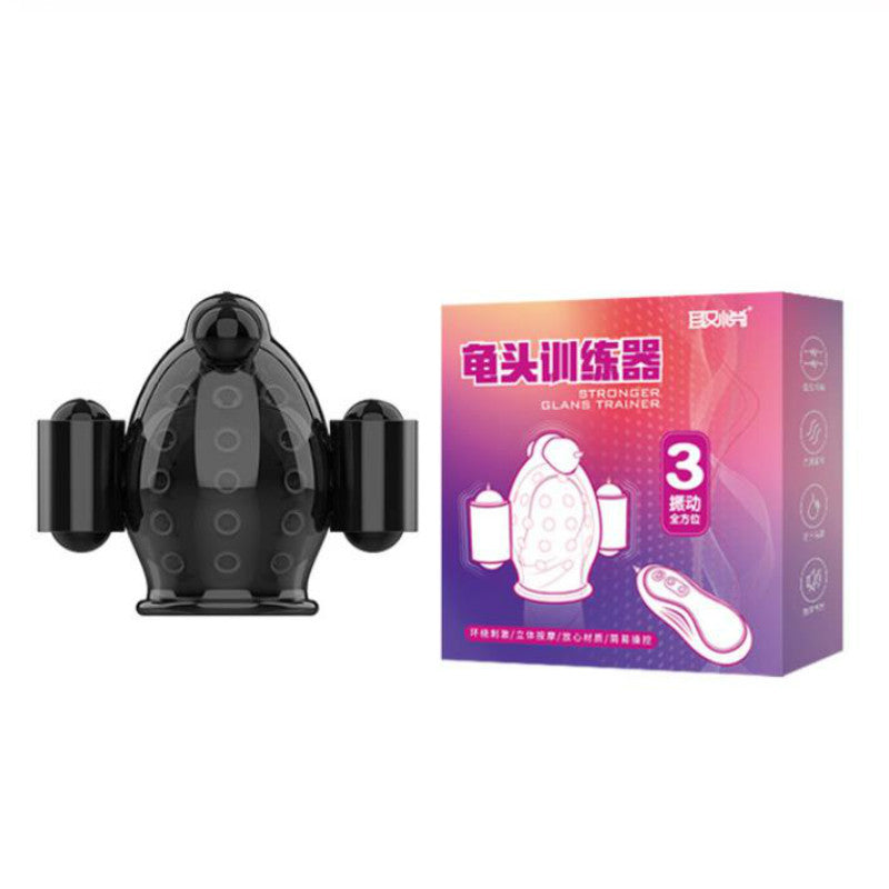 Penis Massage Strong Glans Trainer Sex Toy - Adult Toy