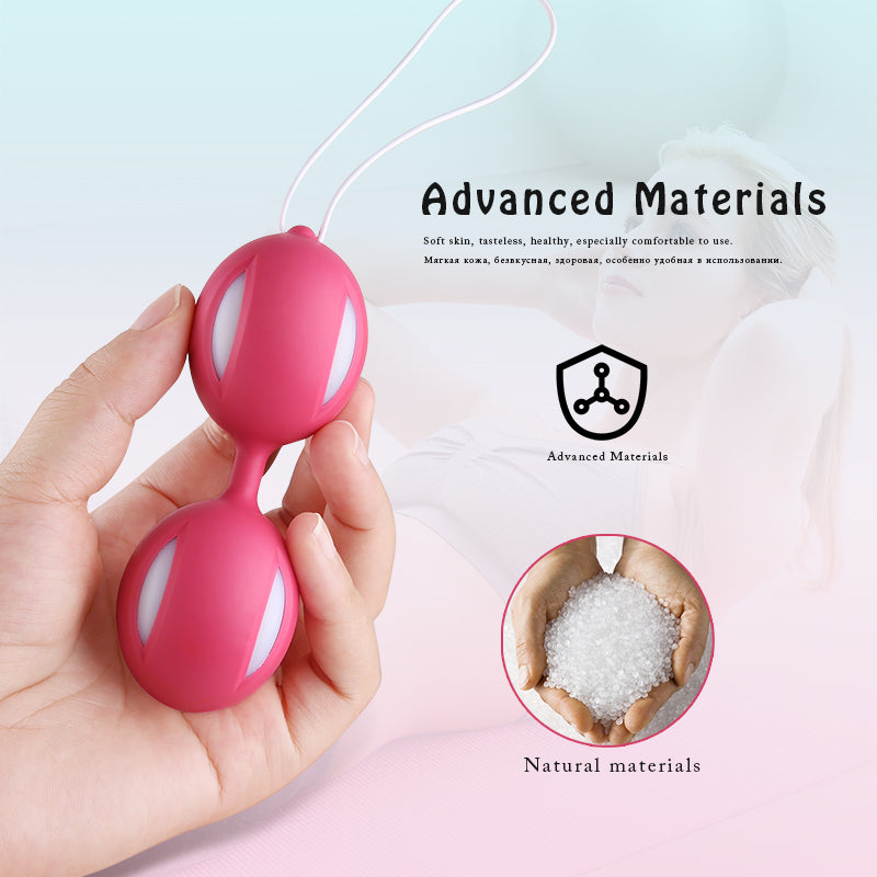Kegel Ben Wa Ball Vagina Tighten Exercise Tool - Adult Toys