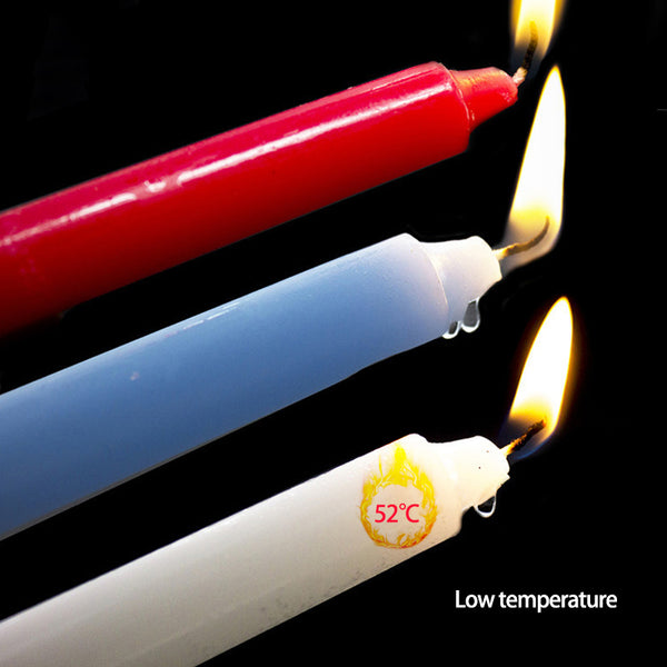 3pcs Fun Low Temperature Candles BDSM For Women Men Sex Toy - Adult Toy