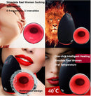 Otouch Upgraded Vibrating Masturbator Intelligent Heating Waterproof Oral Toy - Adult Toys