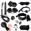 BDSM Sex Bondage Kit Adult Game Set Restrain Sex Toys For Couples - Adult Toys