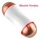 Intelligent Sound 5D Electric Pocket Pussy And Anal Sex Toy - Adult Toys