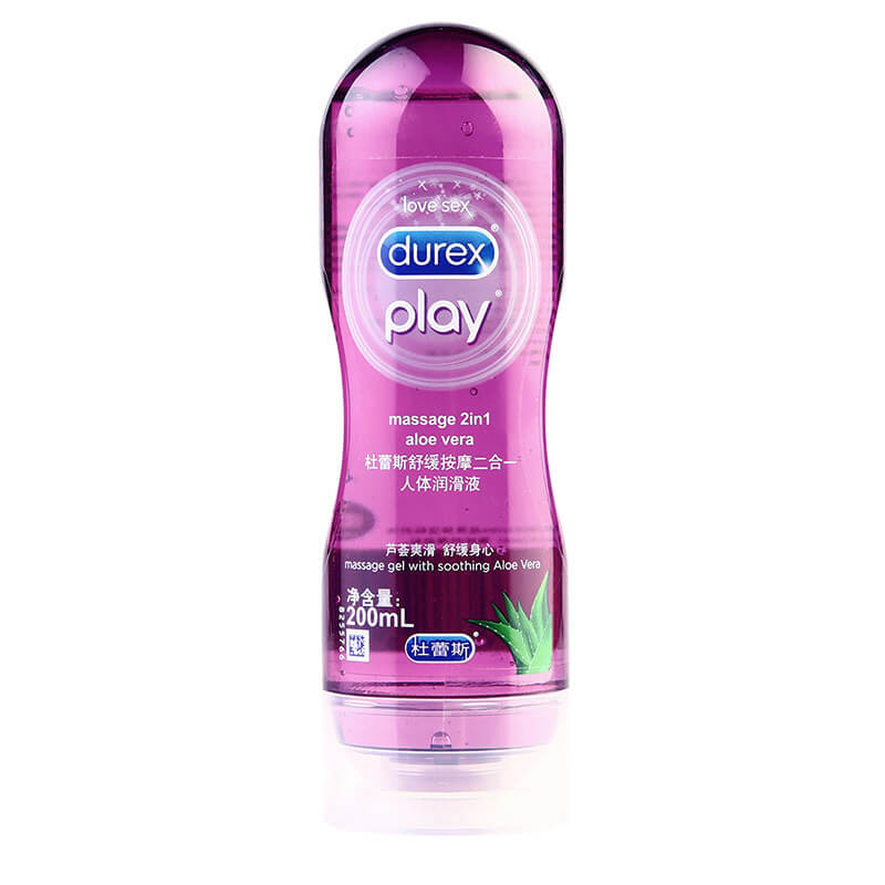 Durex 2in1 Vaginal Anus Sex Massaging Lube For Men Women - Adult Toys