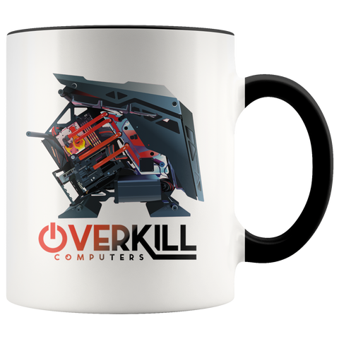 Overkill Coffee Mug