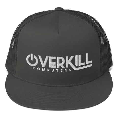 Overkill Computers Mesh Back Snapback