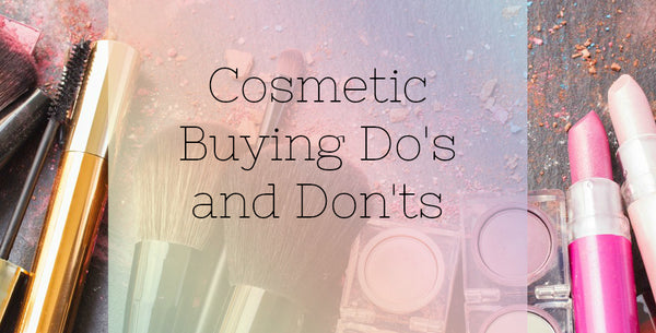 Don't Forget these Things Before Buying Any Cosmetic Product!