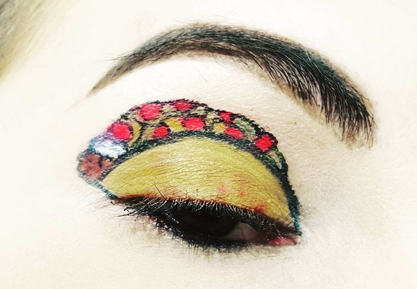 Ever Heard of Taco Eye-Makeup?