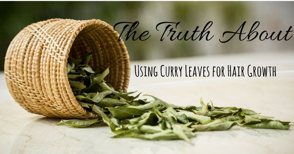 Curry Leaves Magical Hair Benefits, No One Told You About!