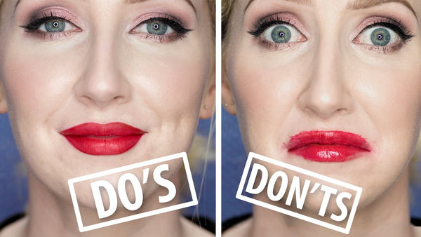 Lipstick Application Mistakes Everyone Commits!