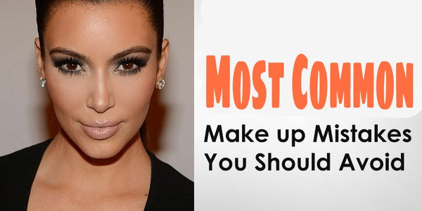 Never Repeat These Makeup Mistakes! NEVER!!