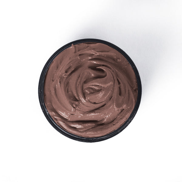 Cocoa Mess Face Mask