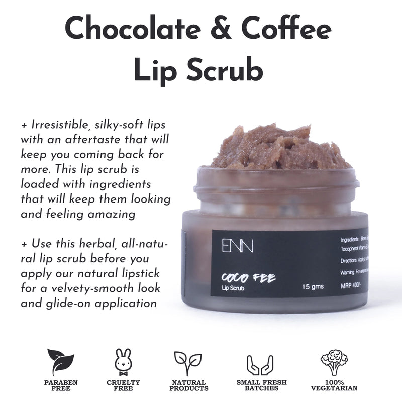 Coco Fee Lip Scrub