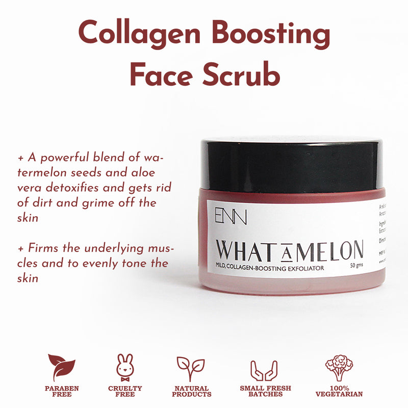What-A-Melon Face Scrub